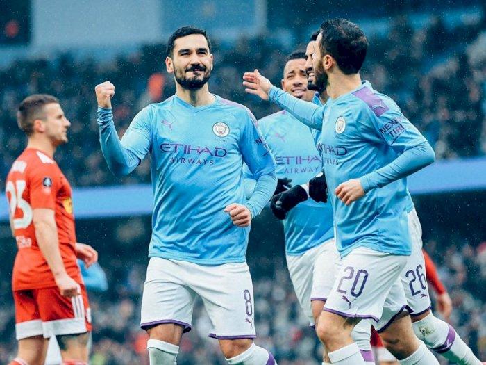 Apa yang Salah Pada Manchester City?