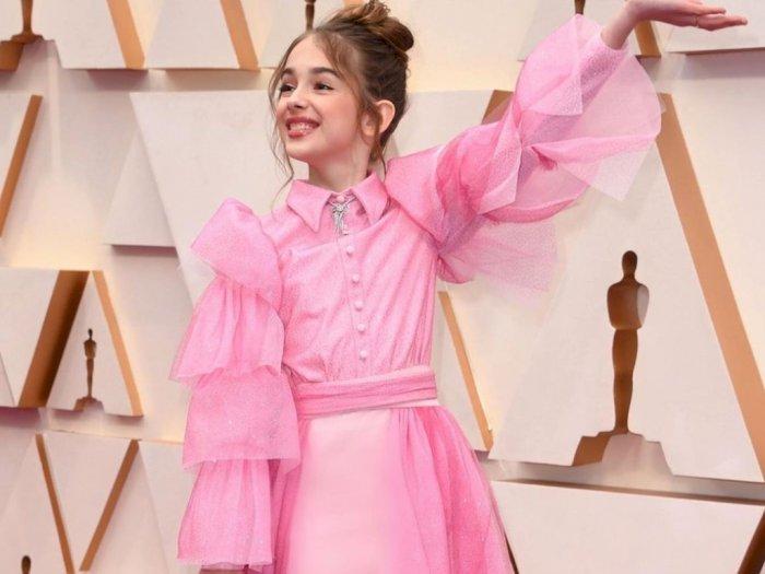 Takut Kelaparan di Oscar 2020, Aktris Cilik Ini Sembunyikan Makanan