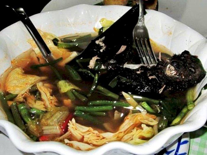 Sup Kelelawar, Sajian Kelelawar Utuh Makanan Ekstrem Kota Wuhan