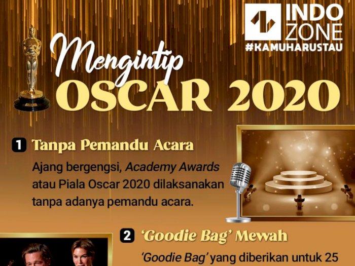 Mengintip Oscar 2020