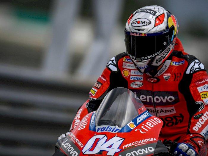 Dovizioso Bicara soal Performa Vinales, Rins dan Marquez di Tes MotoGP