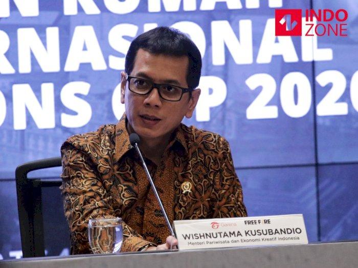 Indonesia Tuan Rumah Free Fire Champions Cup, Ini Pesan Wishnutama