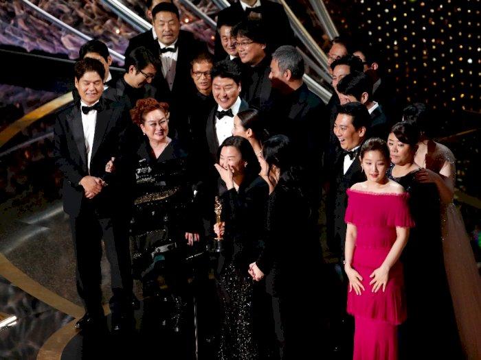 Daftar Pemenang Academy Awards 2020, Parasite Cetak Sejarah