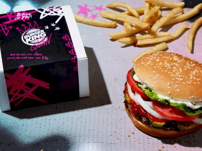 Foto Mantan Bisa Ditukarkan dengan Burger Gratis, Tertarik Coba?