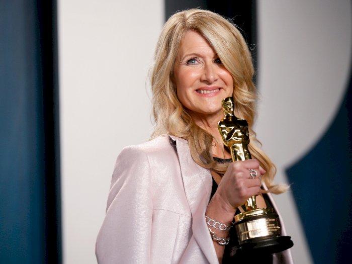 """Lewat """"Marriage Story"""", Laura Dern Jadi Aktris Pendukung Terbaik Oscar"""