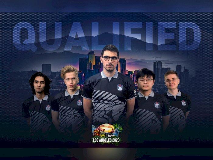 OG dan Team Secret Amankan Slot di Turnamen ESL One Los Angeles