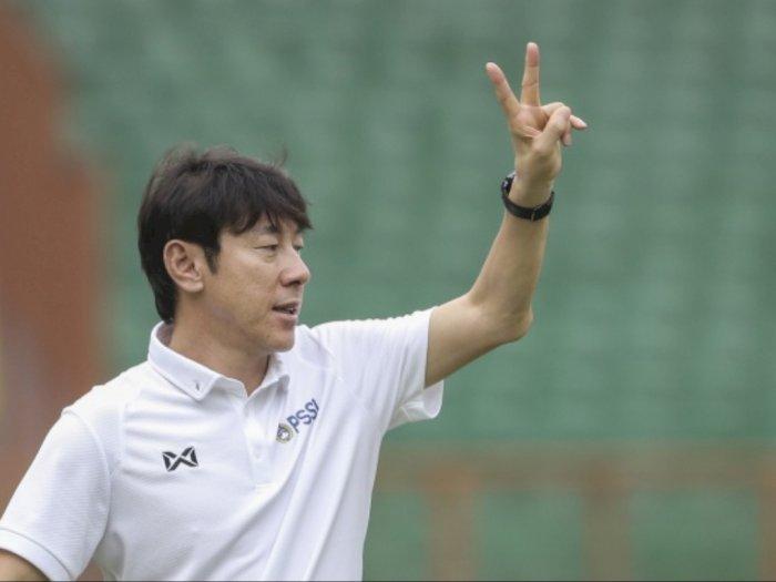 Shin Tae-yong Panggil 34 Pemain untuk TC Timnas Senior Indonesia