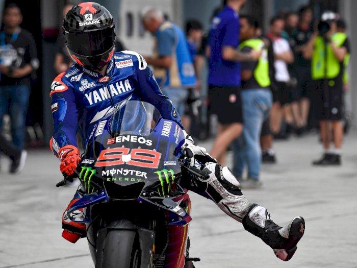 Sebelum Gabung Honda, Lorenzo Nyaris ke Petronas Yamaha
