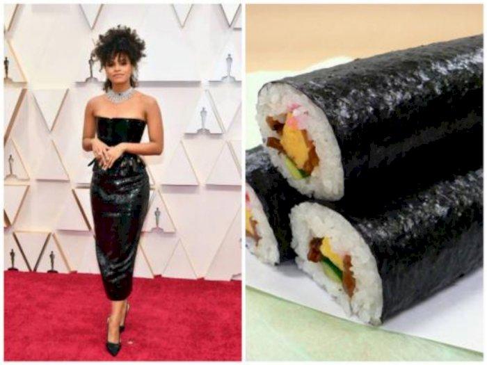 Deretan Busana Selebriti yang Dianggap Seperti Makanan di Oscars 2020