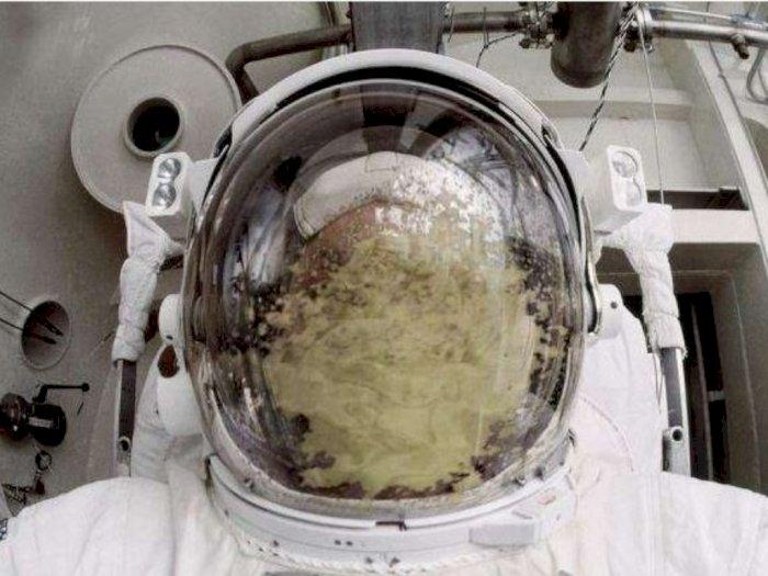Ini yang Dilakukan Astronaut Saat Ingin Muntah di Luar Angkasa