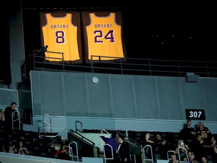 Terungkap, Ini Lokasi Peristirahatan Terakhir Kobe Bryant dan Gianna