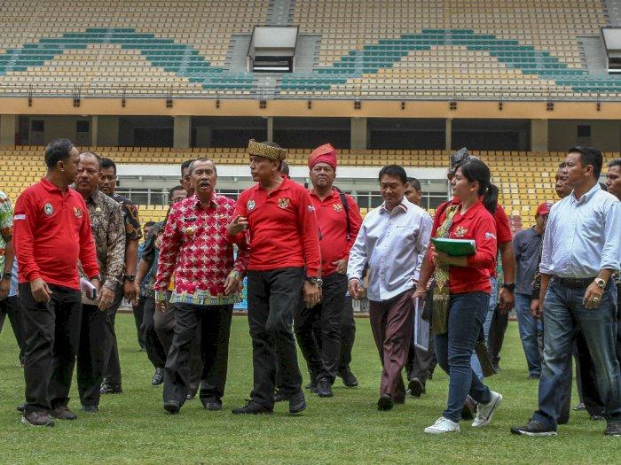 PSSI: Rumput Stadion Utama Riau Tak Layak Jadi Venue Piala Dunia U-20