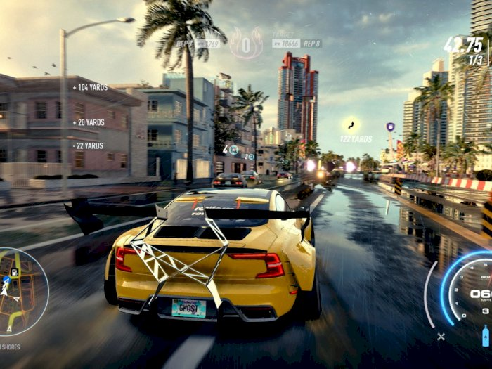 EA Serahkan Kembali Franchise Game Need for Speed ke Criterion Games