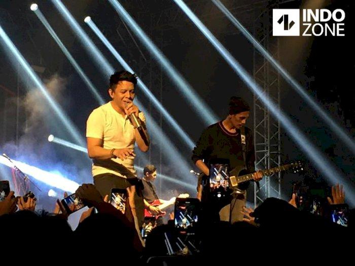 Konser Noah Mencari Cinta Sukses Puaskan Penonton