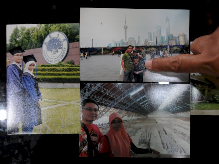 Kominfo Setop Beasiswa Mahasiswa Indonesia yang Kuliah di Tiongkok
