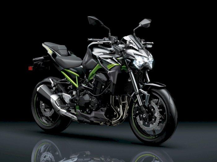 Lebih Agresif, Begini Tampilan Kawasaki Z900 Seharga Rp250 Juta