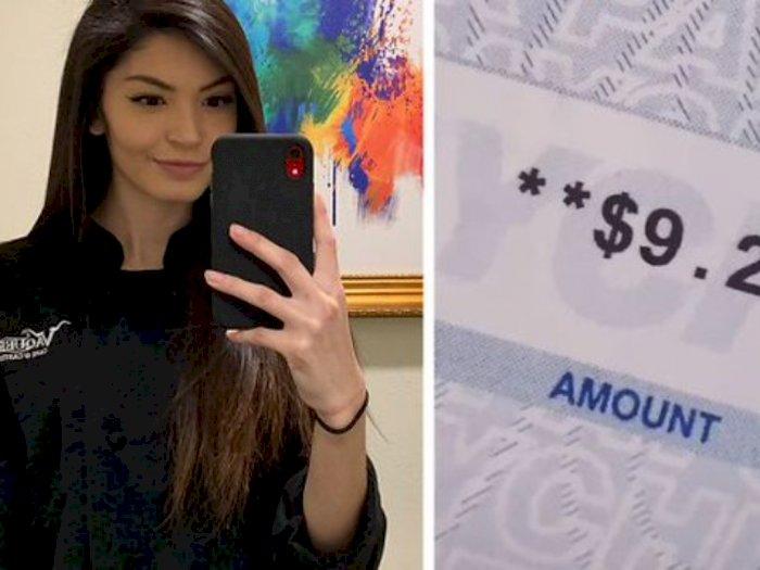 Bekerja Selama 70 Jam, Pelayan di AS Cuma Dibayar  9 Dollar