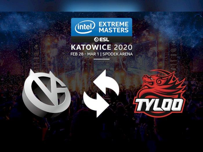 Terkena Masalah Visa, TyLoo Gantikan ViCi Gaming di IEM Katowice 2020