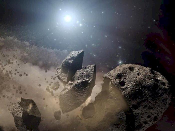 Mengenal Macam-macam Asteroid di Luar Angkasa