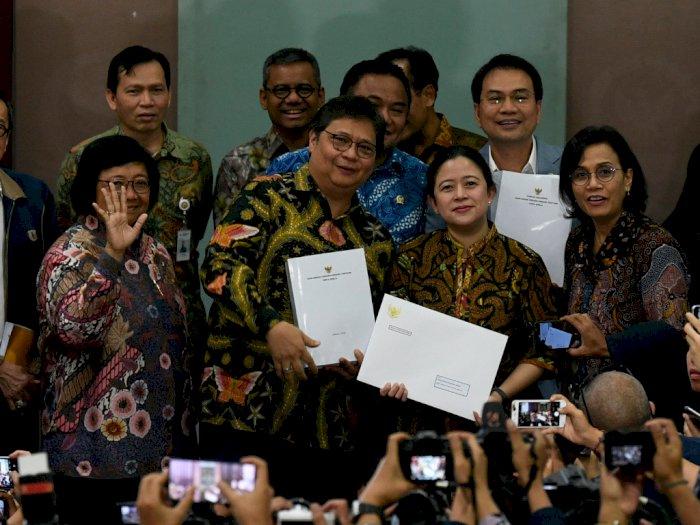 DPR Pede Bisa Rampungkan UU Omnibus Law Cipta Kerja dalam 100 Hari