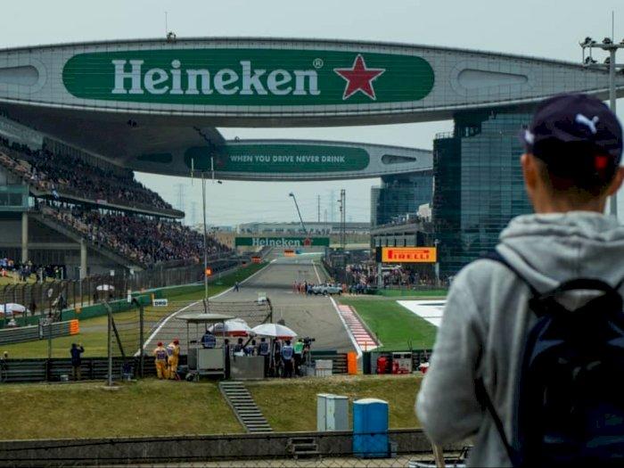 Penjadwalan Ulang Ajang F1 Tiongkok Sangatlah Sulit Dilakukan