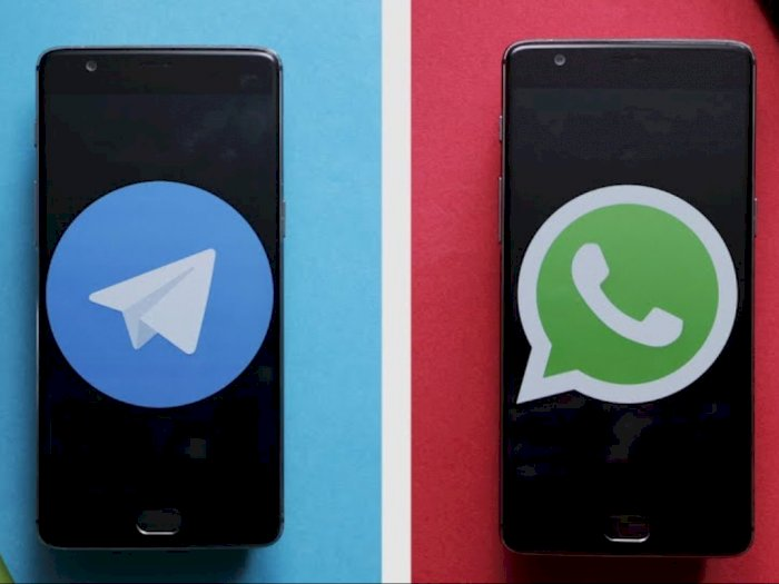 Pilih Mana: Telegram atau WhatsApp?
