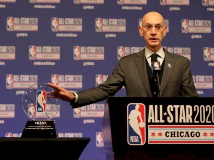 NBA Abadikan Nama Kobe Bryant untuk MVP NBA All-Star Game