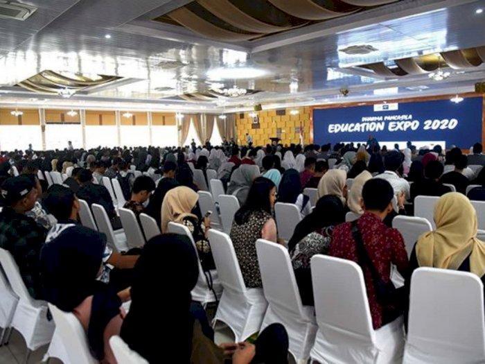 Gubsu Edy Rahmayadi Adakan Education Expo untuk Pelajar