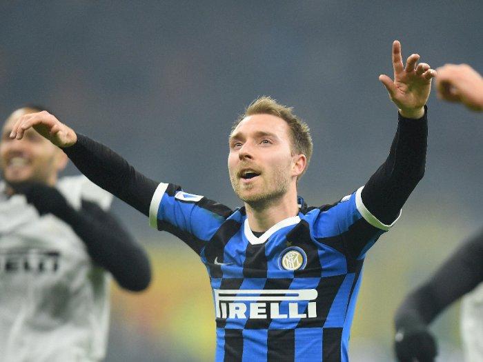 Puji Eriksen, Young: Dia Pemain Hebat yang Dibutuhkan  Inter