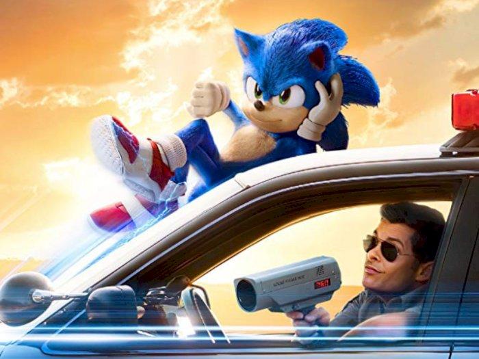Tayang Hari Pertama, Sonic the Hedgehog Langsung Raih US$21 Juta