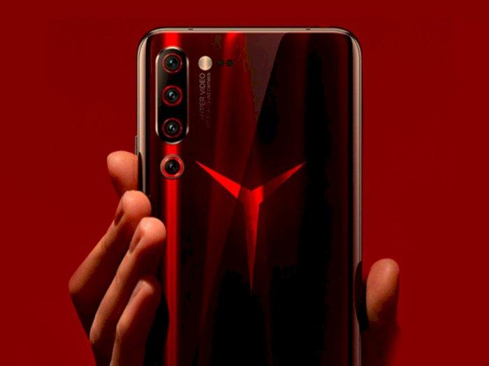 Smartphone Gaming Lenovo Raih Skor Tinggi di Situs AnTuTu Benchmark!