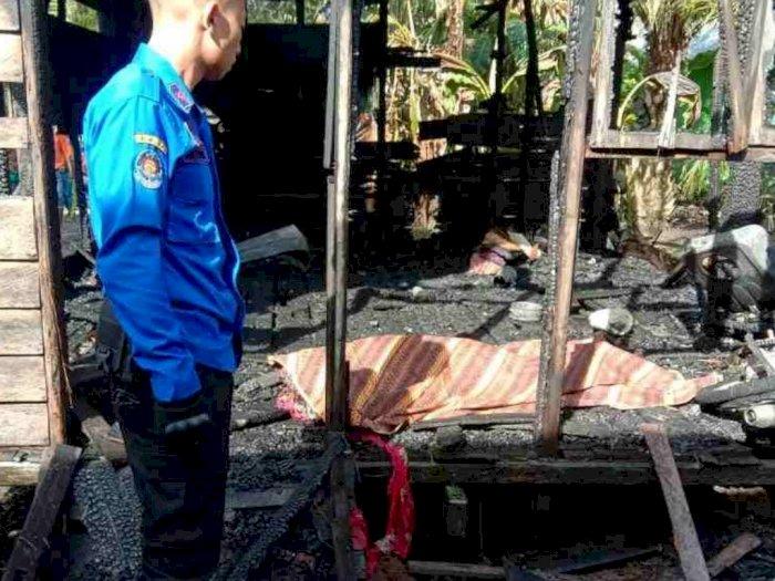Nenek di Batubara Tewas Terbakar Usai Mengaji Al Quran