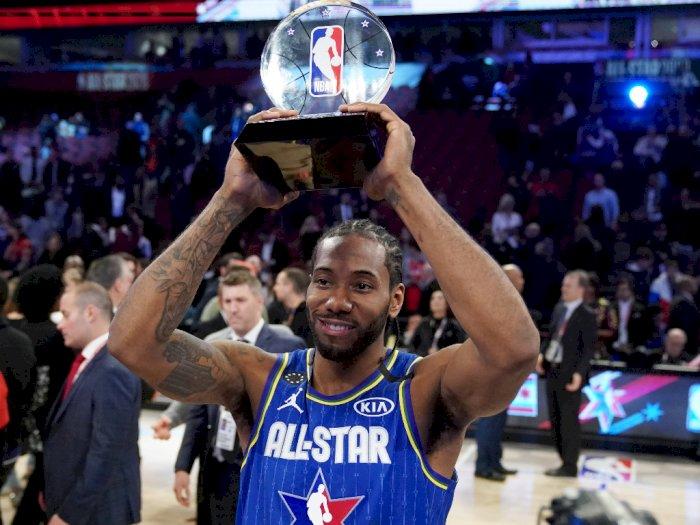 Makna di Balik Kobe Bryant All Star Games MVP Award buat Kawhi Leonard