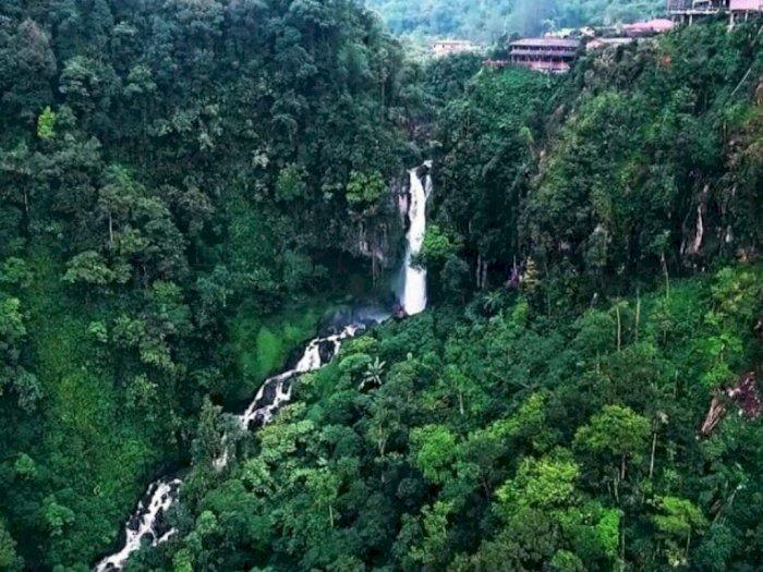 Air Terjun Sikulikap, Air Terjun Indah di Tengah Hutan Berastagi