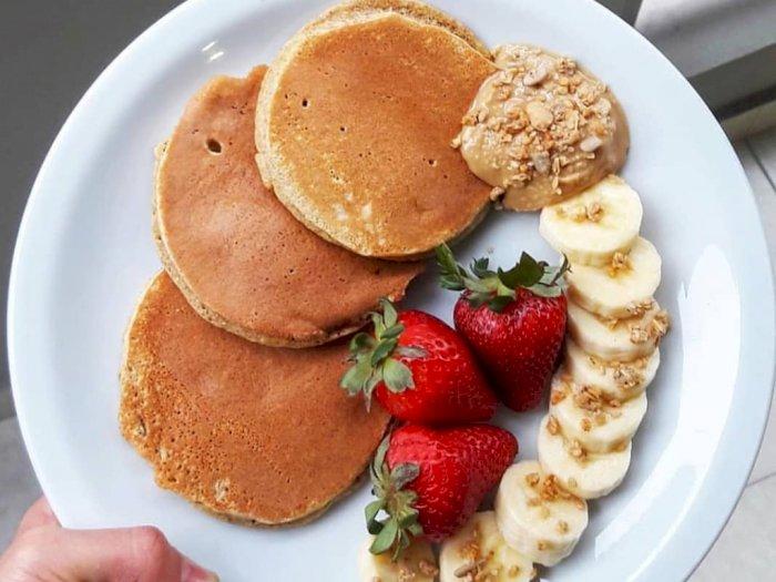Resep Praktis Membuat Pancake, Bisa Untuk Sarapan Ataupun Camilan