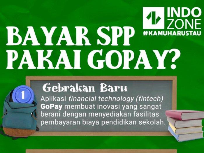 Bayar SPP Pakai GoPay?