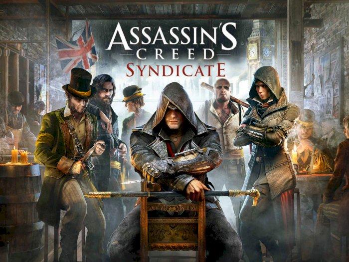 Epic Games Store Gratiskan Assassin's Creed Syndicate Minggu Depan