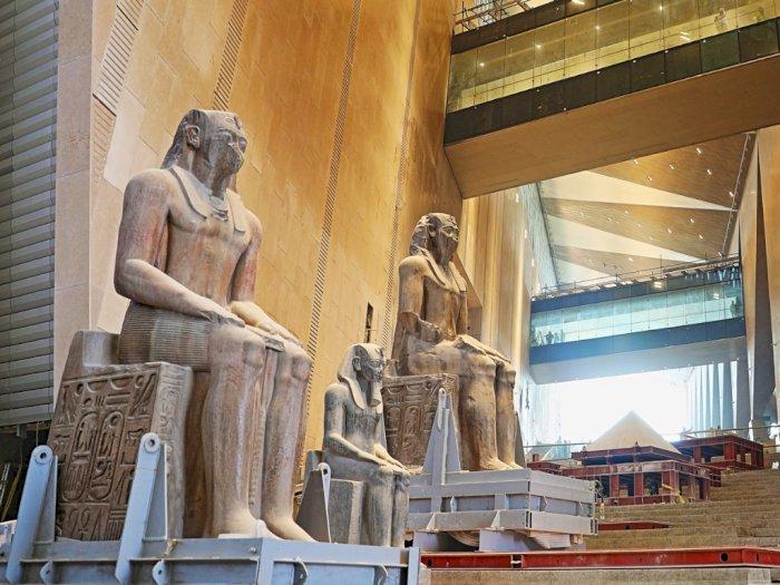 Serunya Menelusuri Peradaban Mesir di Museum Grand Egyptian