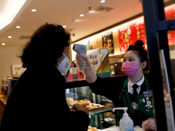 Antisipasi Virus Corona, Gerai Fast Food Tiongkok Lakukan Ini