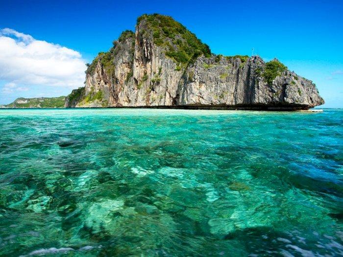 Kisah Turis di Papua Nugini Terkatung-katung di Laut Selama Sebulan