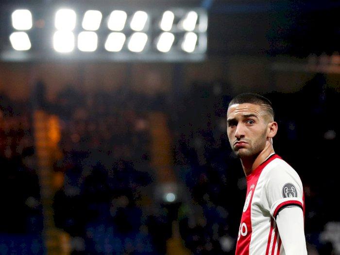 Eks Pemain Ajax Ini Ejek Ziyech Karena Pindah ke Chelsea