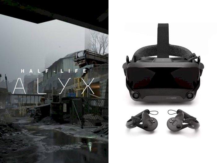 Gara-gara Half-Life: Alyx, Valve Index Habis Terjual di Banyak Negara!