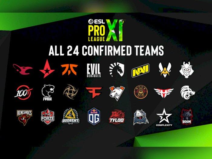 Akuisisi Roster INTZ, BOOM Esports Hadir di ESL Pro League Season 11!