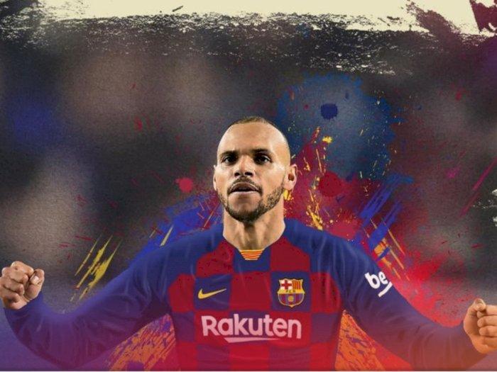 Barcelona Resmikan Martin Braithwaite, Klausul Rilisnya Selangit!