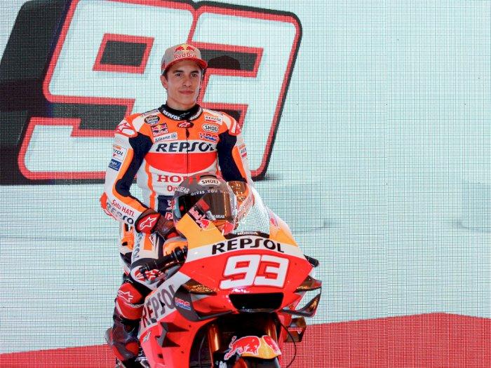 Ungkapan Bahagia Marc Marquez Usai Perpanjang Kontrak di Honda