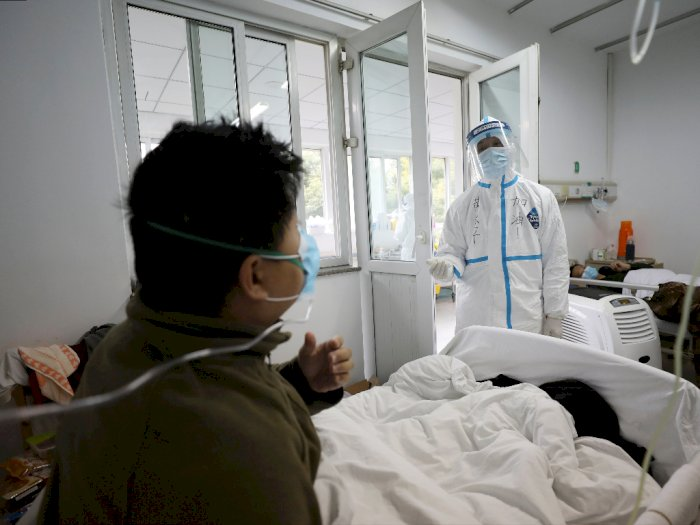 Akibat Corona, Pasien HIV di Tiongkok Beresiko Kehabisan Obat AIDS
