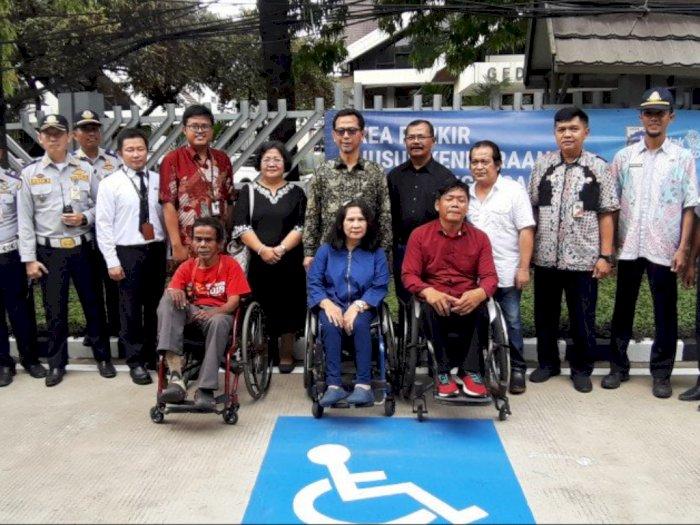Stasiun MRT Lebak Bulus Siapkan Parkir Gratis Bagi Disabilitas