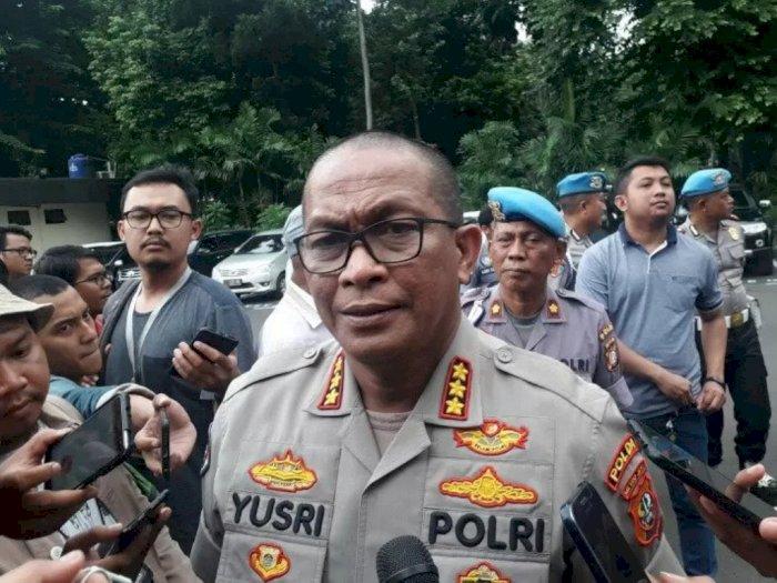 Ribuan Personel TNI-Polri Kawal Aksi PA 212 Hari Ini