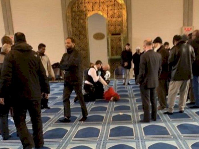 Seorang Muazin di London Ditikam Orang Tak Dikenal
