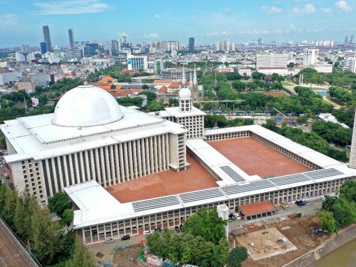 Imam Besar Masjid Istiqlal Dukung Pengelola Wisata Sediakan Musala